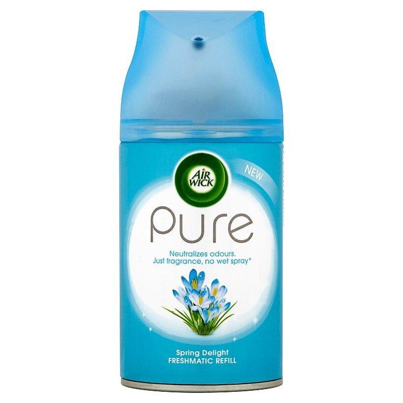 Air Wick Freshmatic Pure náplň do osviežovača vzduchu svieži vánok 250 ml