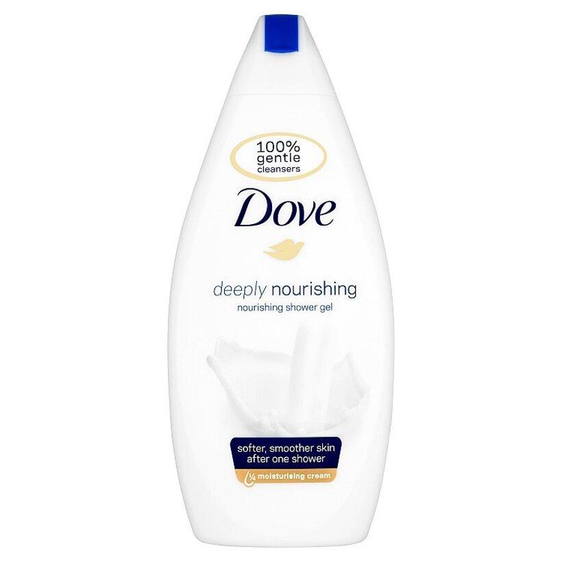 Dove Deeply Nourishing vyživujúci sprchovací gél 500 ml