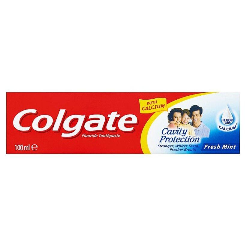 Colgate Cavity Protection Fresh Mint zubná pasta 100 ml
