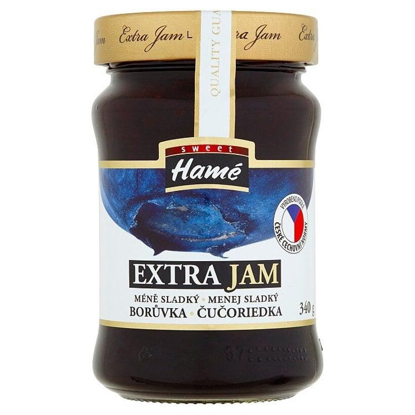Hamé Extra Jam Čučoriedka 340 g