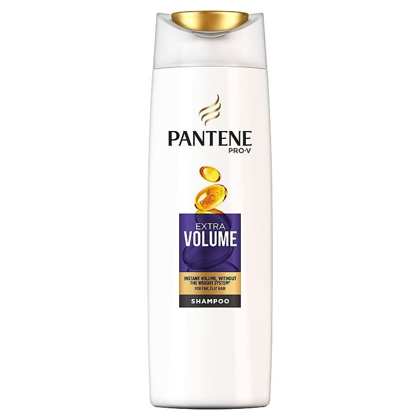 Pantene Pro-V Volume & Body Šampón Na Oslabené Vlasy, 400 ml