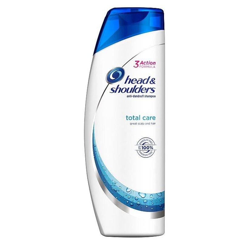 Head & Shoulders Total Care For Men Šampón Proti Lupinám 400 ml