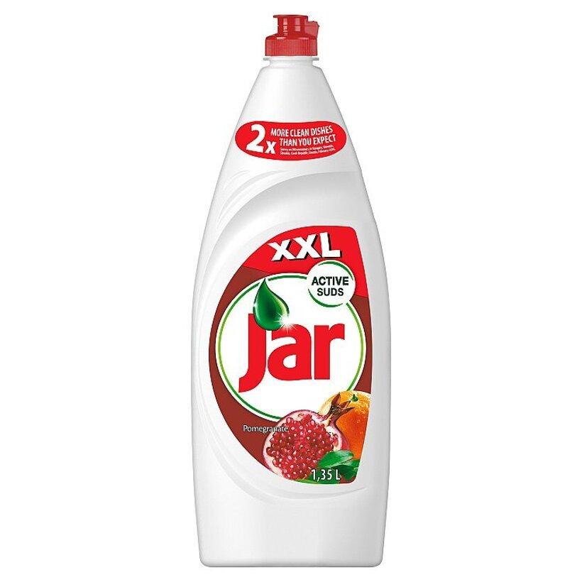 Jar Pomegranate & Red Orange prostriedok na umývanie riadu 1350 ml