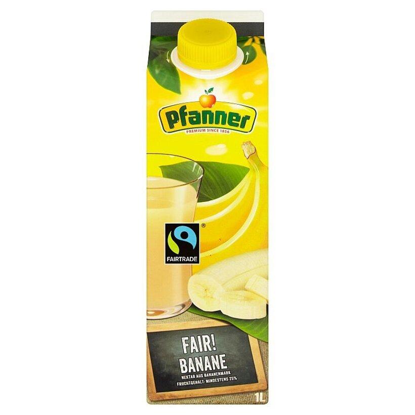 Pfanner Banánový nektár 1 l