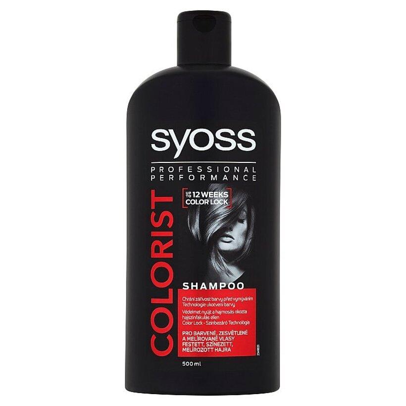 Syoss šampón Colorist 500 ml