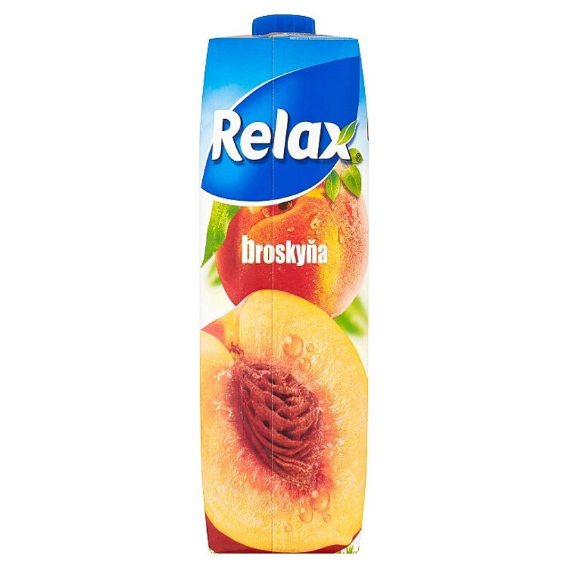 Relax Broskyňa 1 l