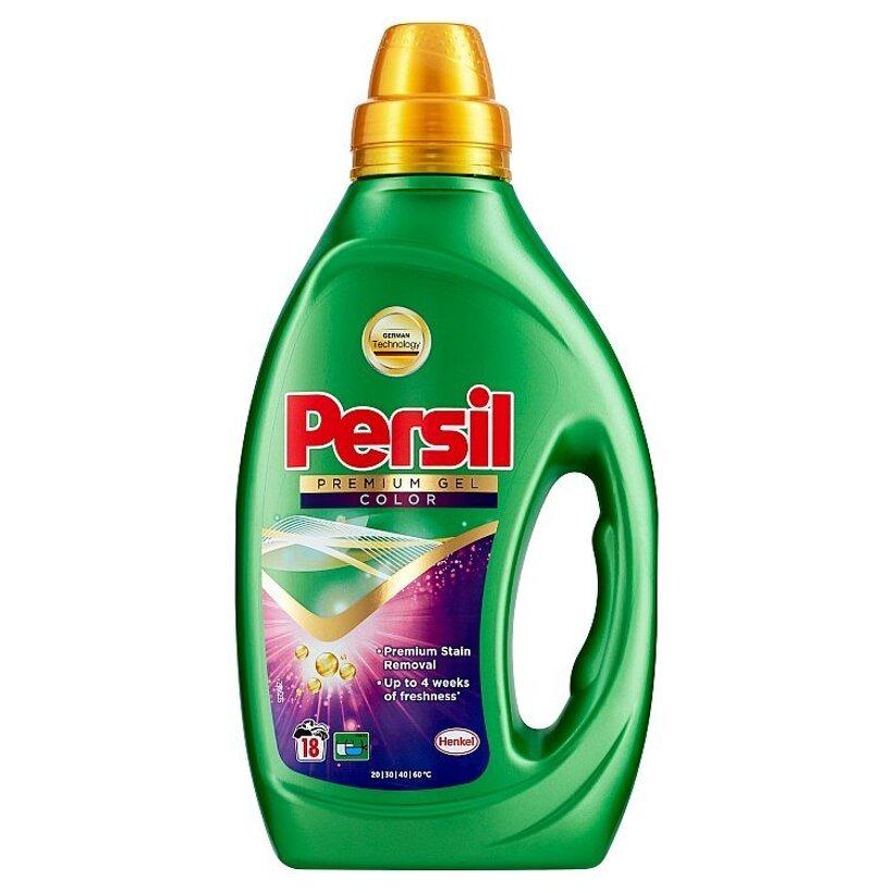 Persil Premium Gel Color prací prostriedok 18 praní 900 ml