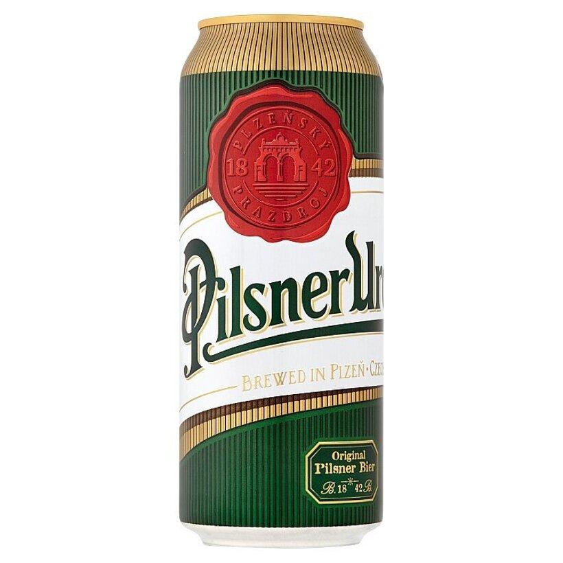 Pilsner Urquell Pivo svetlý ležiak