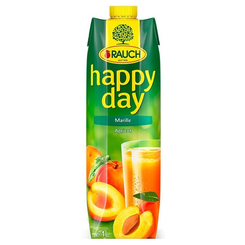 Rauch Happy Day Marhuľový nektár 1 l