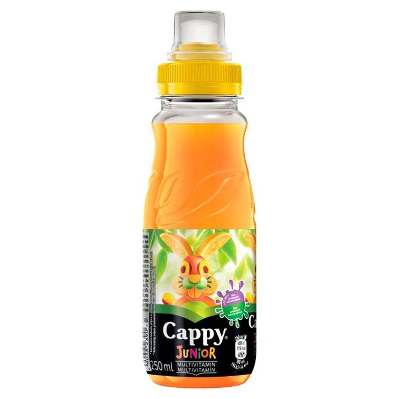 Cappy Junior Multivitamín 250 ml