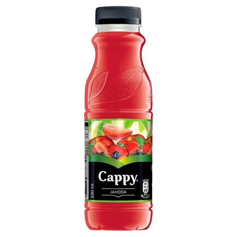 Cappy Jahoda 330 ml