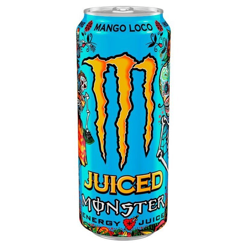 Monster Energy Mango Loco 500 ml