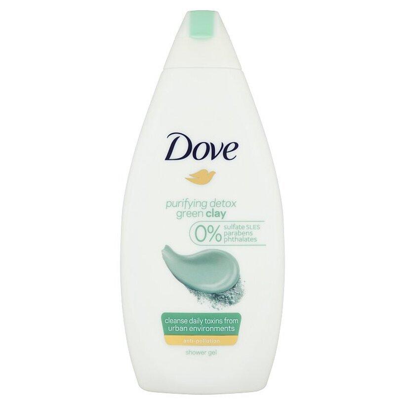 Dove Purifying Detox sprchovací gél 500 ml