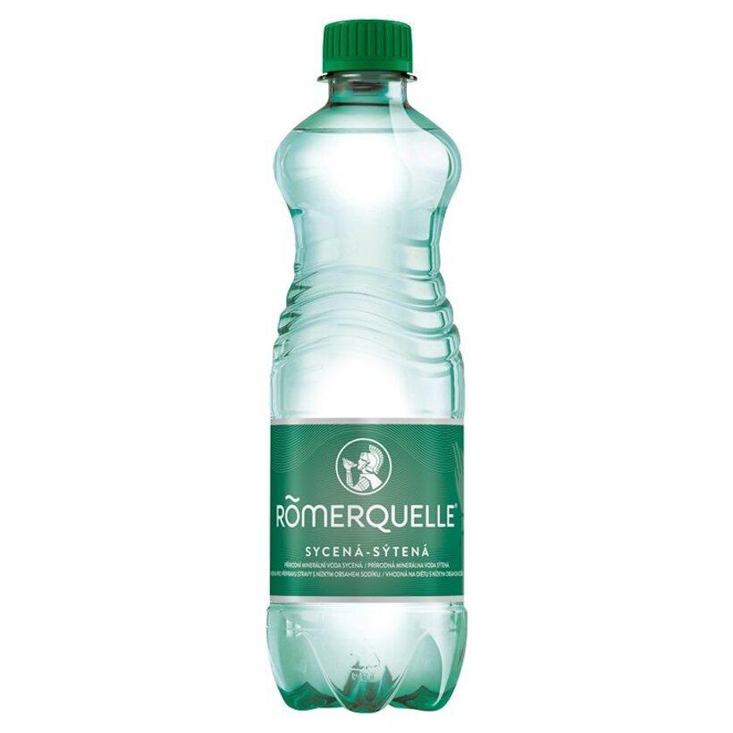Römerquelle Prírodná minerálna voda sýtená 500 ml