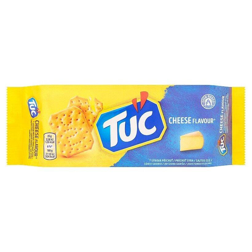 Tuc Krekery príchuť syra 100 g