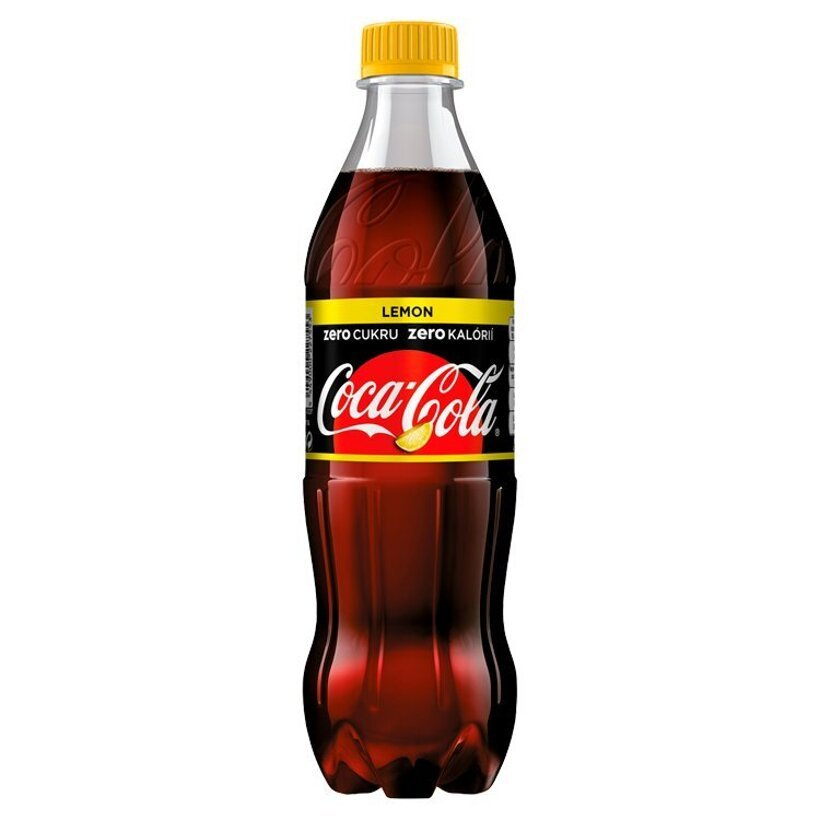 Coca-Cola Zero Lemon, 500 ml