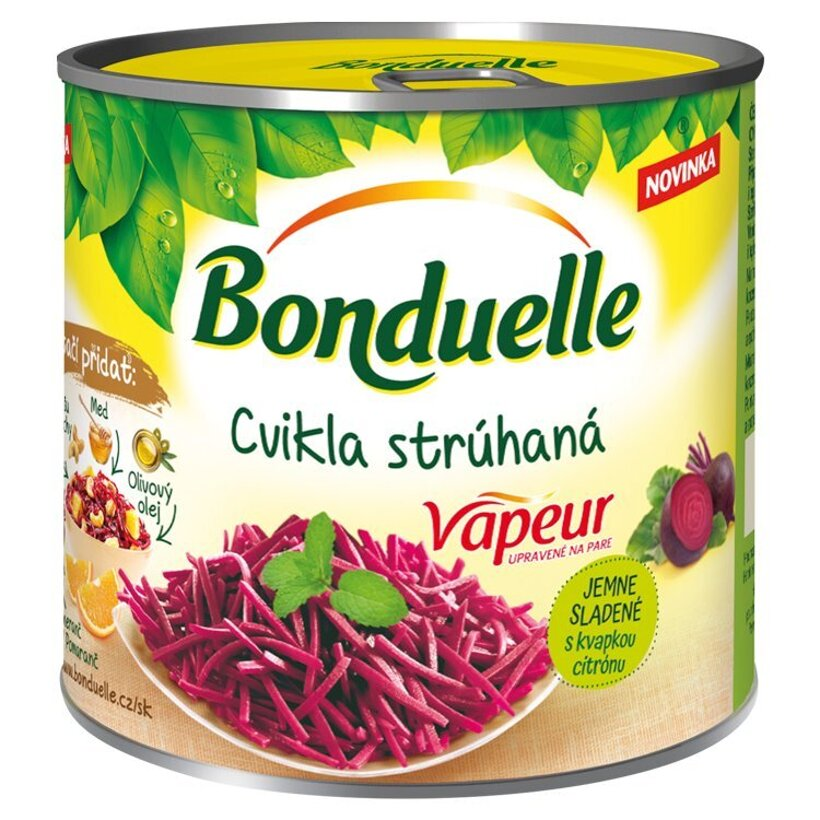 Bonduelle Vapeur Cvikla strúhaná 300 g