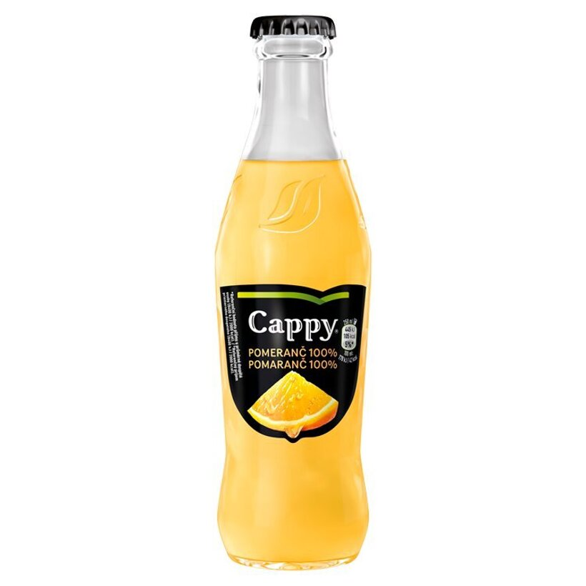 Cappy Pomaranč 100 % 250 ml