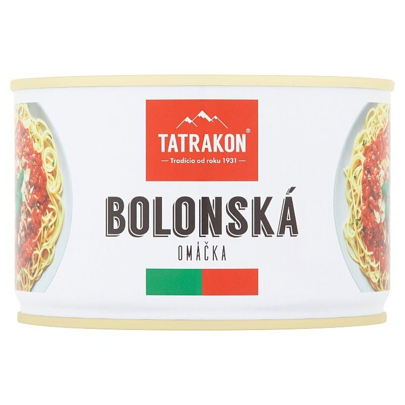 Tatrakon Bolonská omáčka 400 g