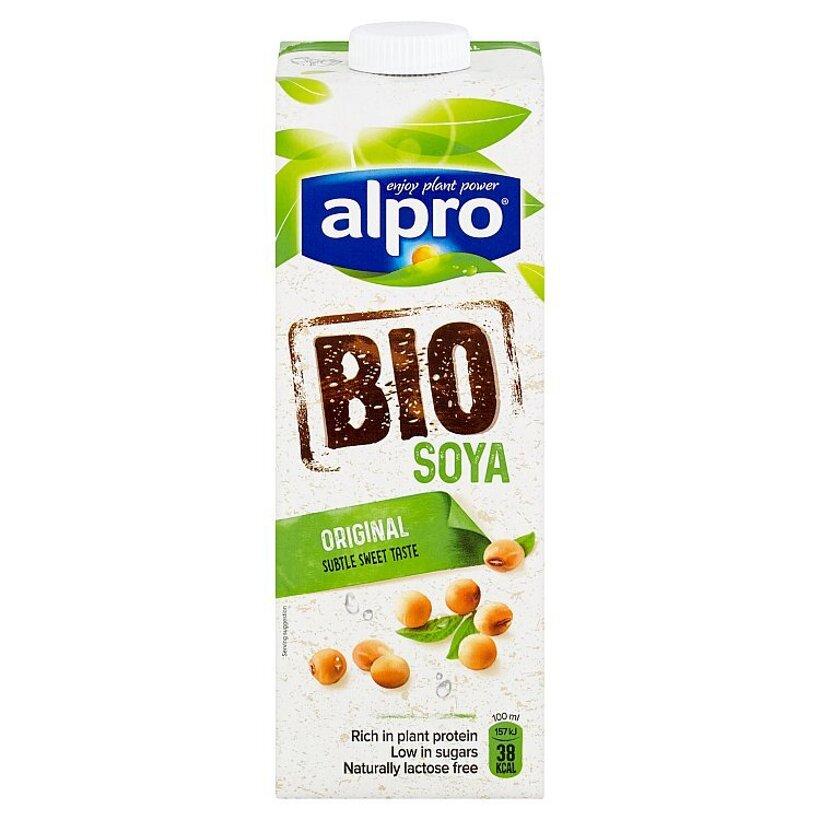 Alpro Bio sójový nápoj 1 l
