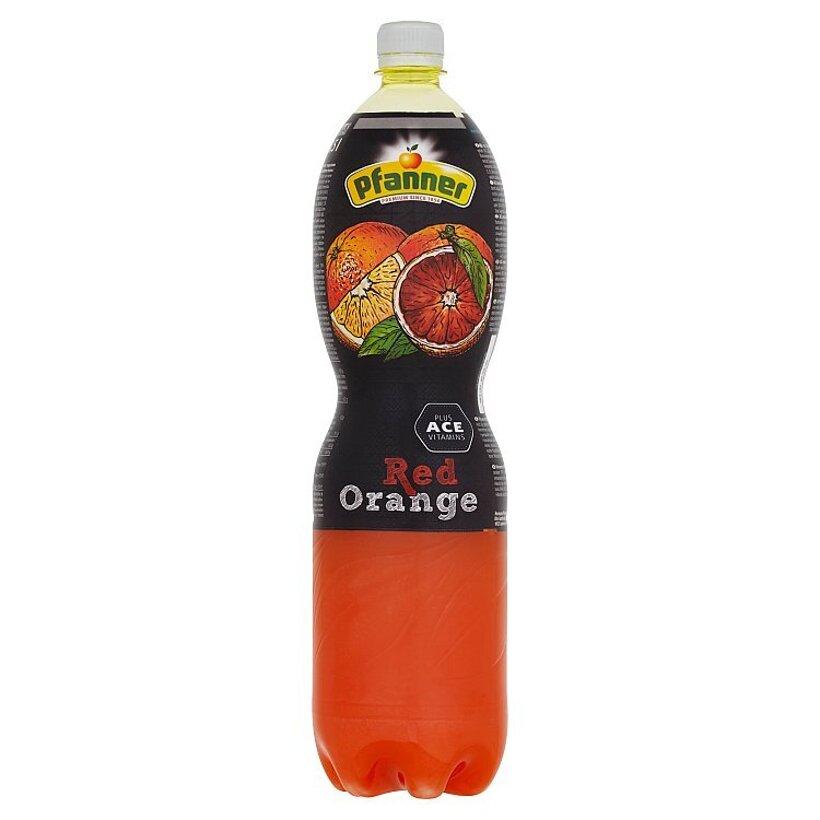 Pfanner ACE nápoj z červených pomarančov 1,5 l
