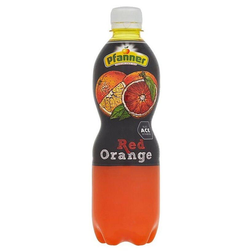 Pfanner ACE pomarančový nápoj s červeným pomarančom 0,5 l