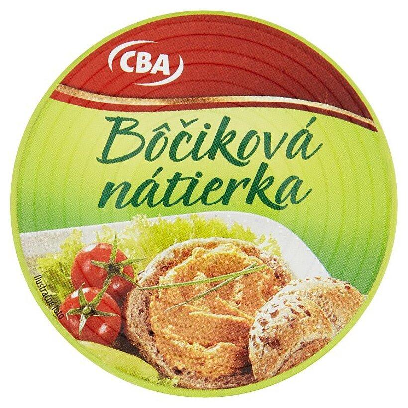 CBA Bôčiková nátierka 115 g