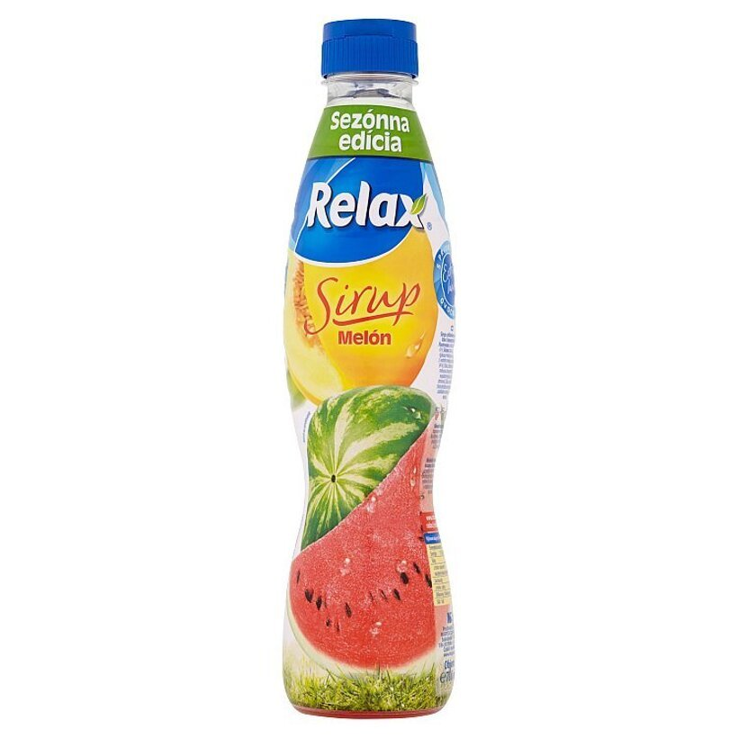 Relax Sirup melón 700 ml