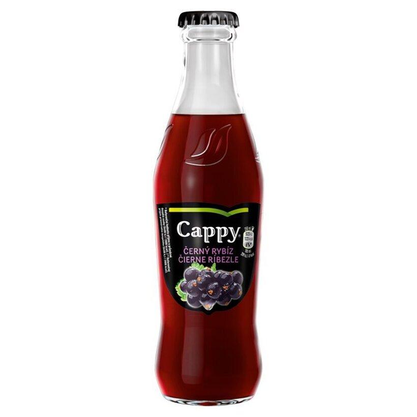 Cappy Čierne ríbezle 250 ml