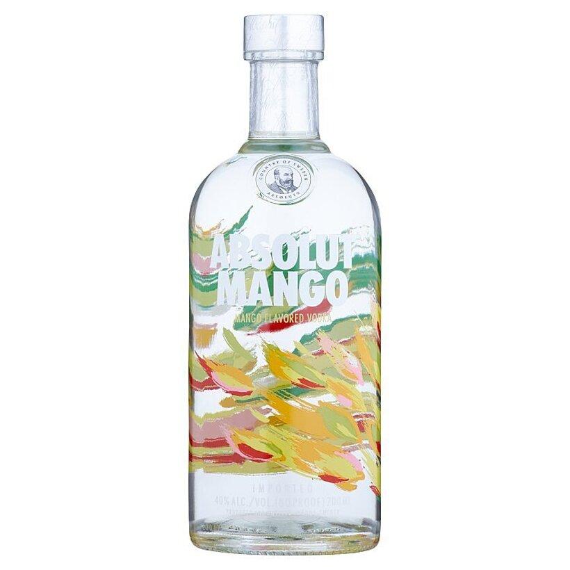 Absolut Mango Vodka s Mangovou Príchuťou 700 ml