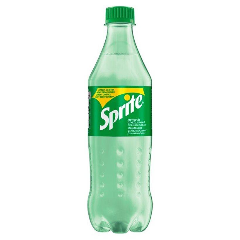 Sprite, citrónová limonáda, 500 ml