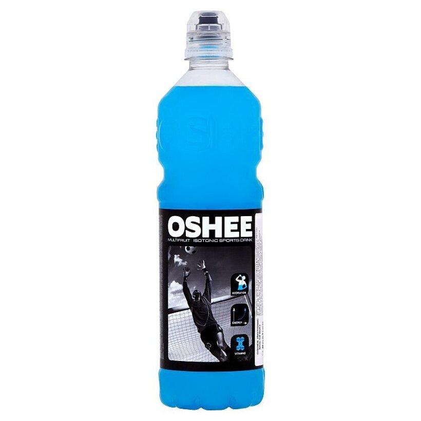 Oshee Nealkoholický, nesýtený izotonický nápoj s arómou multifruit 0,75 l