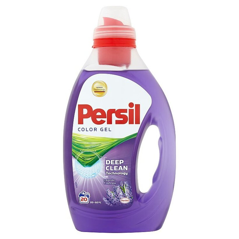Persil Color Gel Lavender Freshness prací prostriedok 20 praní 1,00 l