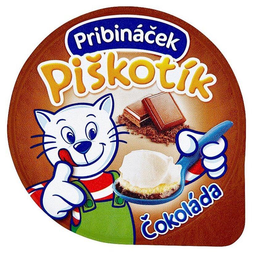 Pribináček Piškotík Čokoláda 100 g