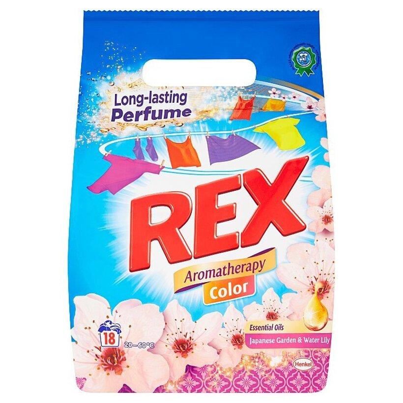 Rex Aromatherapy Color Japanese Garden & Water Lily 18 praní 1,17 kg