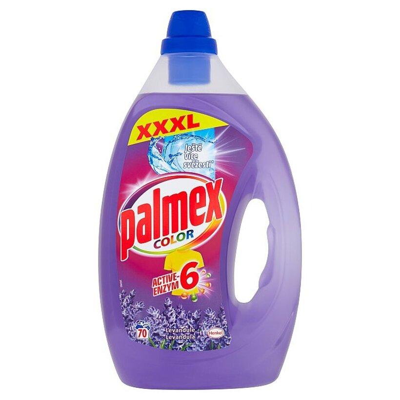 Palmex Color Active-Enzym 6 Levanduľa Gel 70 praní 3,50 l