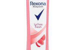 Rexona Lychee Fresh sprchovací gél 400 ml