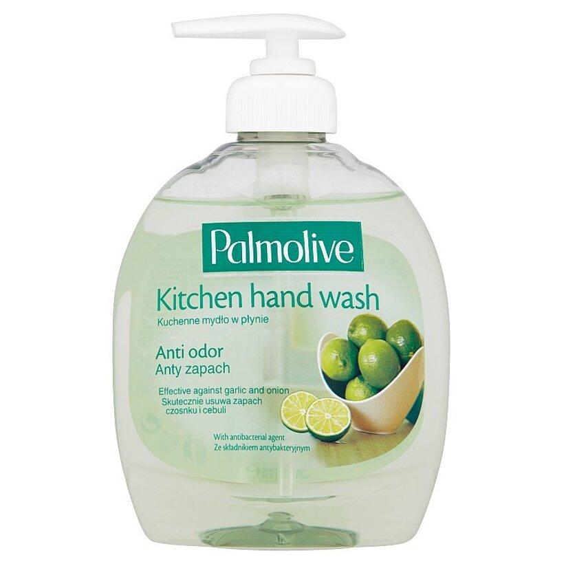 Palmolive Tekuté mydlo s výťažkom z limetky a prírodnou antibakteriálnou zložkou 300 ml