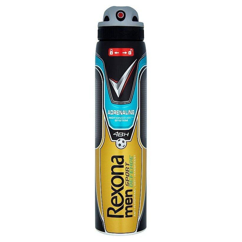 Rexona Men Sport defence antiperspirant dezodorant sprej pre mužov 250 ml