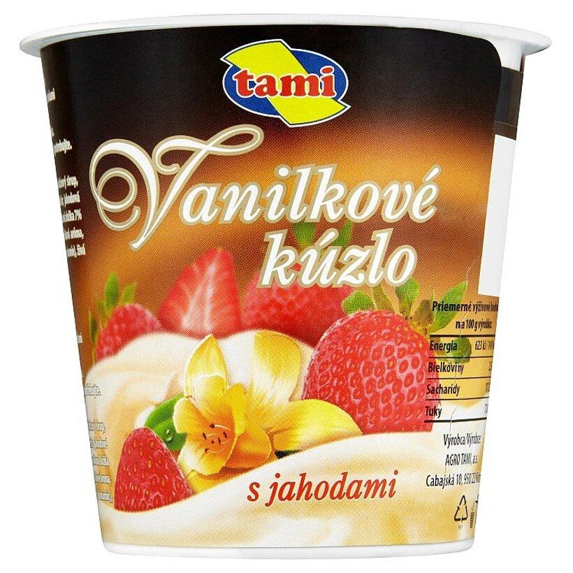 Tami Vanilkové kúzlo s jahodami 130 g