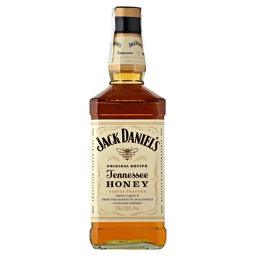 Jack Daniel's Tennessee honey likér s medovou arómou 700 ml