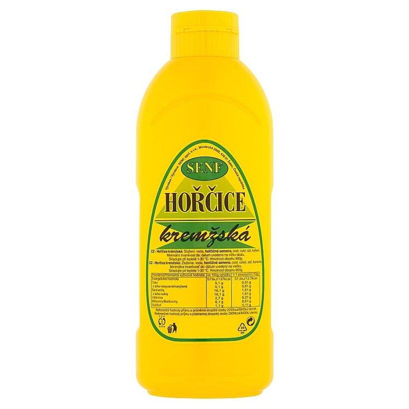Senf Horčica kremžská 900 g