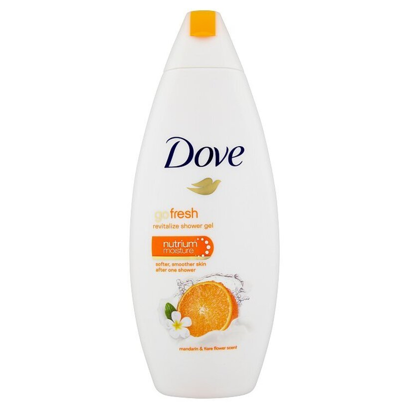 Dove Go Fresh Vyživujúci sprchovací gél 250 ml