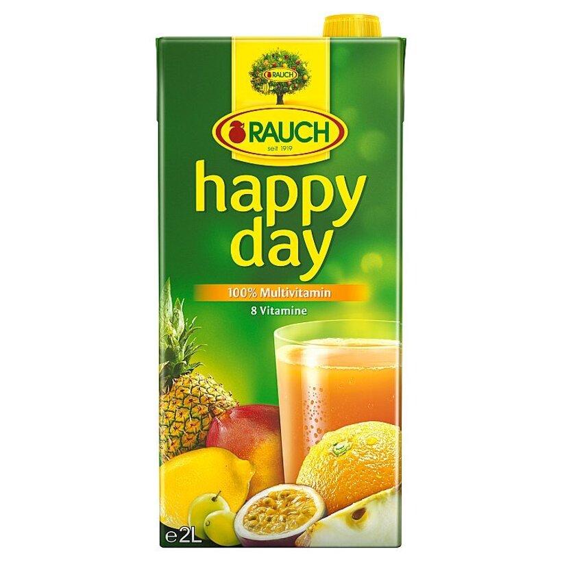 Rauch Happy Day Multivitamín 100% 2 l