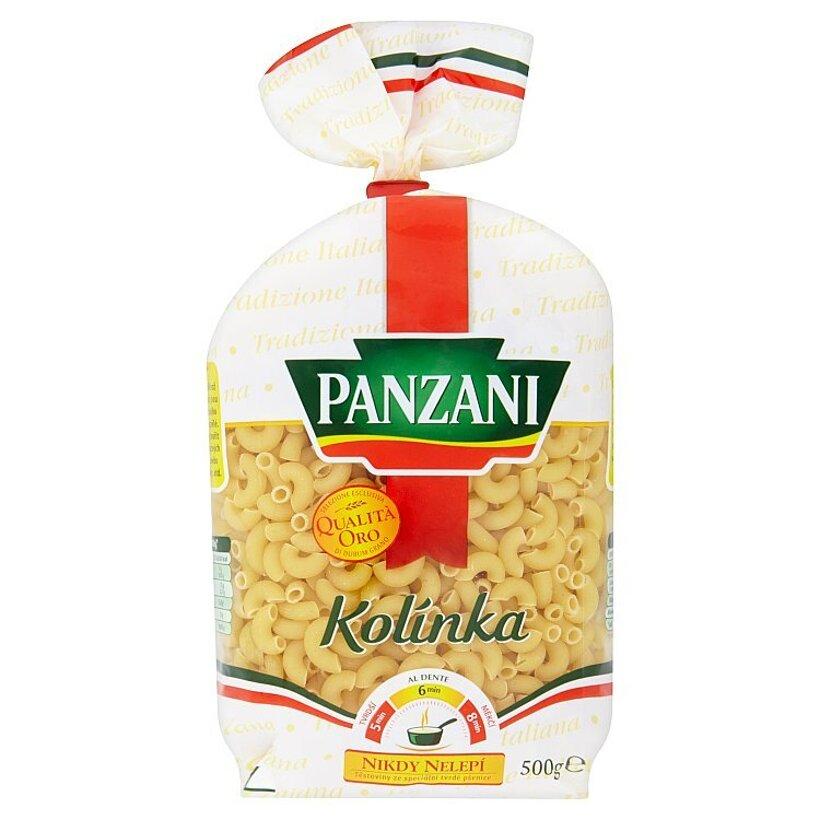 Panzani Kolínka cestoviny semolinové sušené 500 g