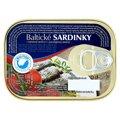 Big Fish Baltické sardinky v paradajkovej omáčke 110 g