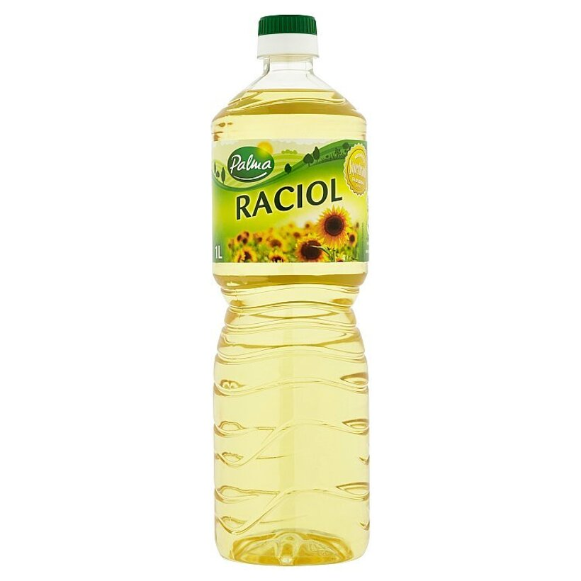 Palma Raciol Slnečnicový olej 1 l