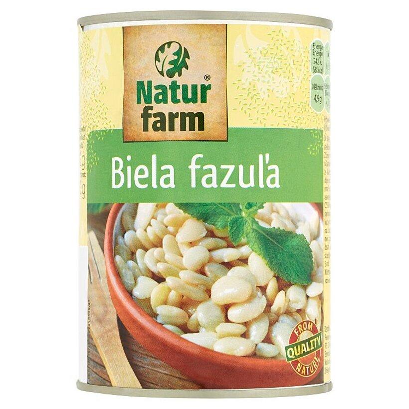 Natur Farm Biela fazuľa 400 g