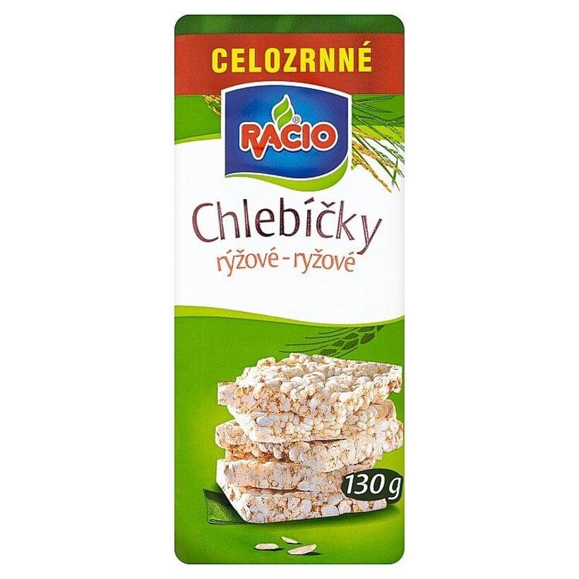 Racio Chlebíčky ryžové 130 g