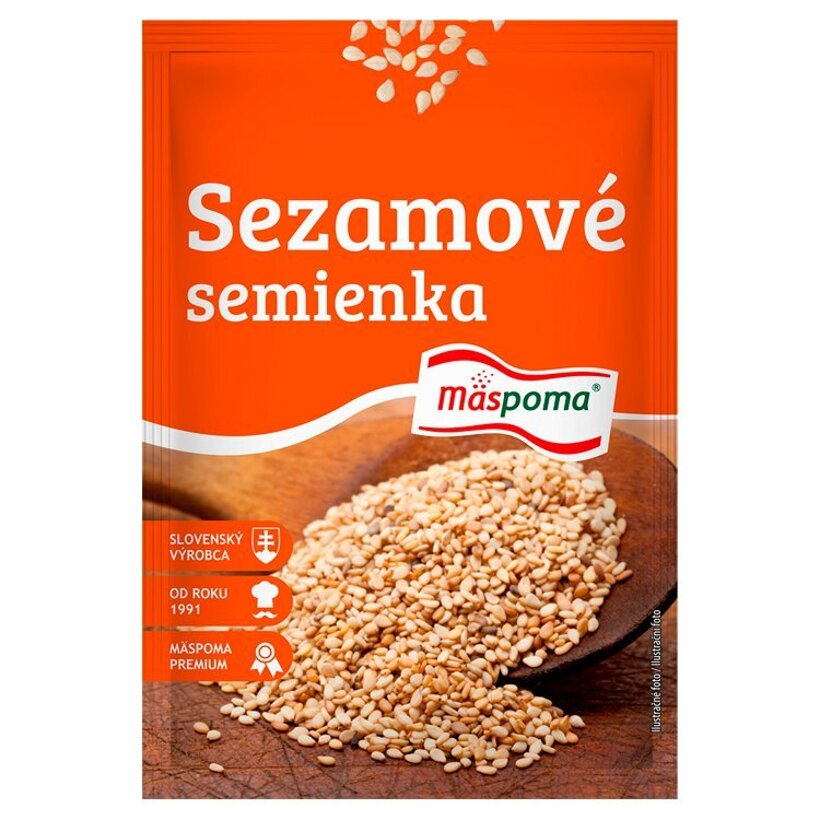 Mäspoma Sezamové semienka 30 g